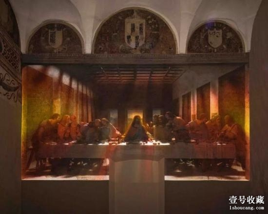 ▲ 《Leonardo's Last Supper: a Vision by Peter Greenaway》,2010